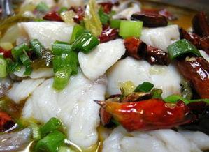 美食英语 Chinese Food 66 Town of Boiled Fish Restaurant 沸腾鱼乡的...