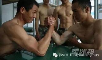 晒晒各国军人的肌肉和线条 我军的肌肉男水平如何