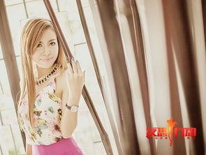 ...给你看 柬埔寨美女代言人