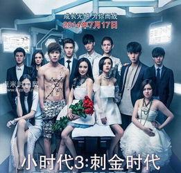 小时代4灵魂尽头大结局将在2015年寒假上映 结束后播放小时代4预告片