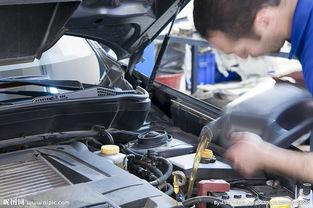汽车修理工图片