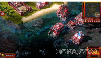 红色警戒3龙霸天下终结版OV1.8游戏截图