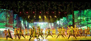 ...创世纪》:一种礼赞生命的爱-大美云南 邂逅原生态大型歌舞 丽江千...