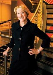 ...美国500强做CEO的十位商界 超女