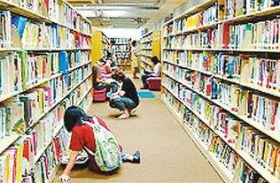 香港图书馆风景线 说香港