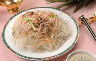 英语笑话 Chinese food 47 Jinggang Rice Noodles 靖港米粉
