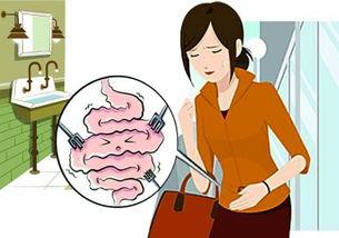 一陪客户吃饭,肚子就拧劲儿地疼.各种检查都做了,就是找不到原因...