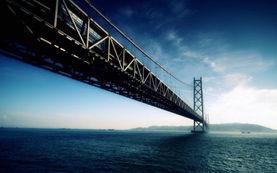 跨越英吉利海峡的大桥