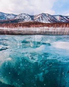 ...湖8天6晚蓝冰浮力旅行摄影,浮力新旅拍之旅 ,贝加尔湖自助游攻略...