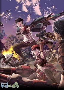 动画 噬神者 延期播出 7月5日将播出 GOD EATER EXTRA 特别节目