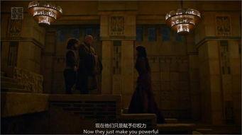 冰与火之歌权力的游戏第六季05第五集雪诺备战小剥皮布兰遭异鬼攻击艾莉亚受伤