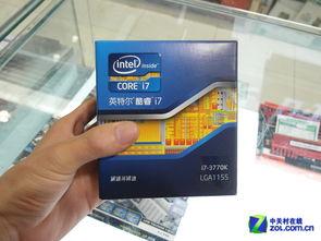 Intel 酷睿i7-3770K(盒)-超频旗舰IVB更值 酷睿i7 3770K报1920元