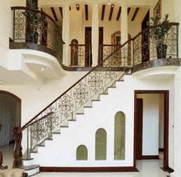 别墅楼梯设计需注意什么