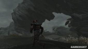 ...卷轴5 天际 天风 MOD新预告 展现龙裔DLC中灰暗的Solstheim