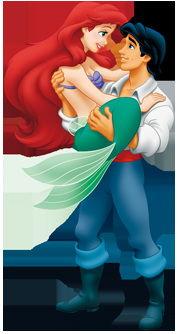 迪士尼公主的爱与愁 2 爱丽儿公主