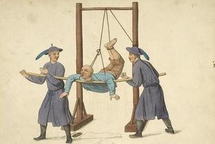 古代刑讯逼供究竟有多狠
