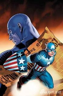 美国队长新漫画第一期黑化,第二期闪电洗白-只是沙子眯了眼 美国队...