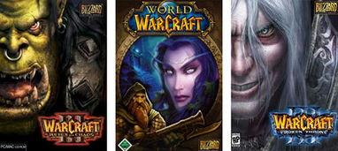 arcraft系列的游戏是哪个版本
