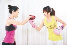 功效:可锻炼二头肌、三头肌、前... 以Kick Boxing的基础