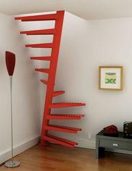 超节省空间的楼梯设计