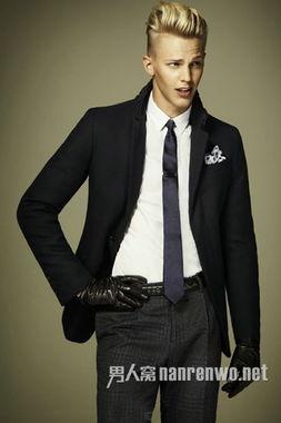 男人要学会穿大衣 才能有风度 气场