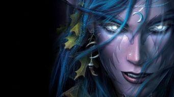 战后达斯雷玛.逐日者和一群上层精灵沉迷于奥术魔法,被暗夜精灵驱逐...