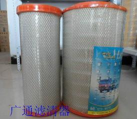广通滤清器 PUK3045空气滤芯