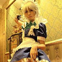 巫仆-女仆装 罗丽塔 女装