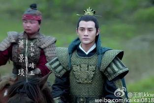 现代戏又能驾驭古代戏的演员不多... 王凯把这位忧国忧民的皇子也演活...