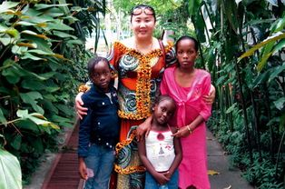 北京大妞人生传奇 我在非洲做 女王