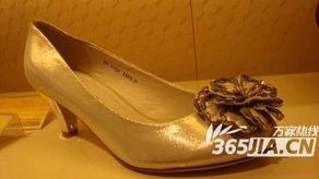 花朵 百丽 女鞋