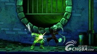 忍者神龟 变种危机 游戏发售预告 2