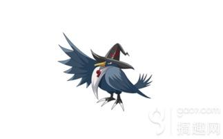 鹘入鸦群-口袋妖怪复刻绅士鸦技能介绍:   精彩内容,尽在百度攻略:http://gl....