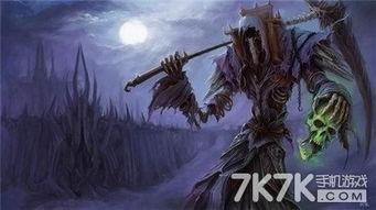 诛神之战魔镰介绍 死灵法师都是坏人