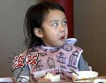 综艺一姐甜馨儿表情包PK李易峰分分钟秒杀,小样不服你过来 馨儿 小样