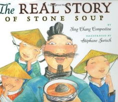 Real Story Stone Soup 精装
