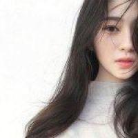 女生头像手绘小清新 明知忘记会很难 可爱的女生清新QQ头像
