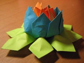 折纸 莲花 LEX的日志 网易博客