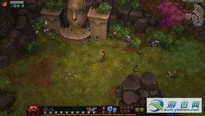 ...炬之光2 游戏世界细节公布 游戏添加随机地下城