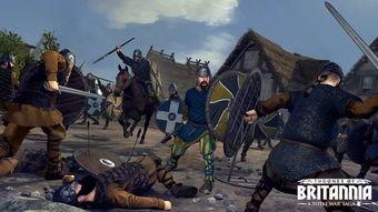 全面战争传奇 不列颠的王座 玩法介绍
