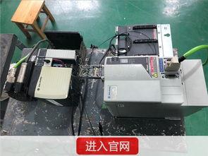 西门子802DSL伺服驱动器维修专项服务