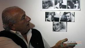 国际电影收藏家拍卖会的发起人Mikel Barsa周三表示,美国性感女星玛...