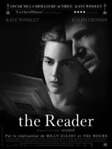 电影《朗读者》海报-从文字变成影像的二战经典