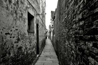 法破九道-一长一短两条平行,原巷内多为小手工业及小贩聚居的茅棚陋舍,与外...