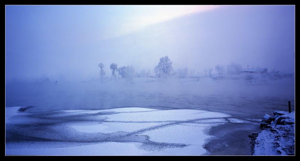 ...z摄影作品 冬逝水