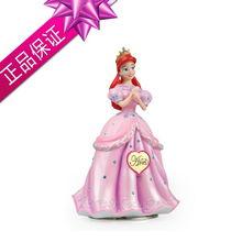 迪士尼美人鱼爱丽儿公主音乐铃旋转八音盒 生日礼物创意礼品女生