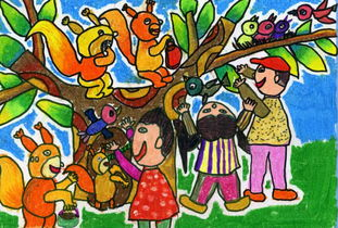 ...绘画图片素材大全,儿童怎么画环保图片,可可简笔画网更多儿童绘...