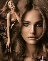 世界顶级美女名模排名 组图