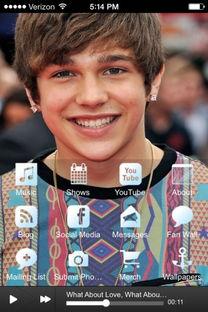 Austin Mahone Fan App下载 Austin Mahone Fan App安卓版下载 ...
