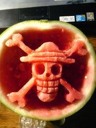 ...do you eat watermelon